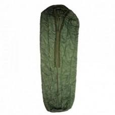 Зимний спальный мешок М-90 армии Голландии, олива, б/у хорошее состояние