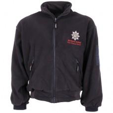 Флисовая куртка пожарно-спасательной службы Северной Ирландии, синяя, б/у