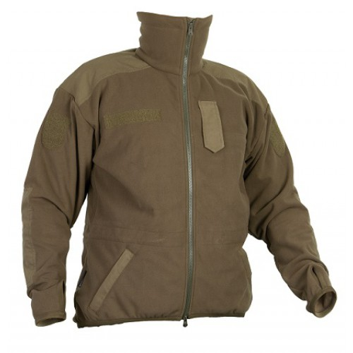 Куртка флисовая армии Австрии, олива, б/у 2 категория