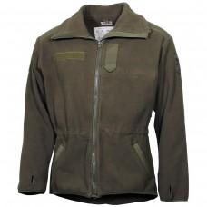 Куртка флисовая с мембраной армии Австрии, олива, б/у