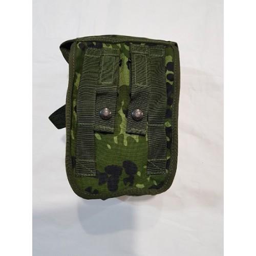 Фляга в чехле M/96 армии Дании, б/у
