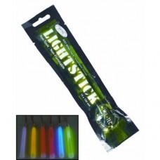 Хис (химический источник света) lightstick, зелёный свет
