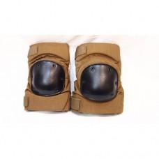 Комплект защиты на колени армии США, койот, б/у