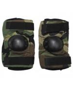 Комплект защиты на локти армии США, Woodland, б/у
