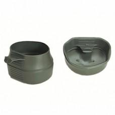 Кружка fold-a-cup® складная  армии Швеции 200мл, олива, новая