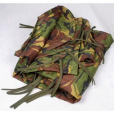 Одеяло-подстег под пончо армии Голландии, Woodland, как новый