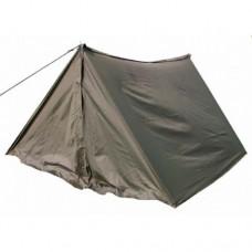 Палатка 2-х местная армии Австрии, олива, б/у