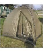 Палатка противомоскитная большая армии Великобритании, олива, б/у
