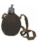 Фляга 2 литра алюминиевая армии Италии, новая