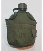 Фляга армии США в термочехле на 1 кварту М-61, олива, новая