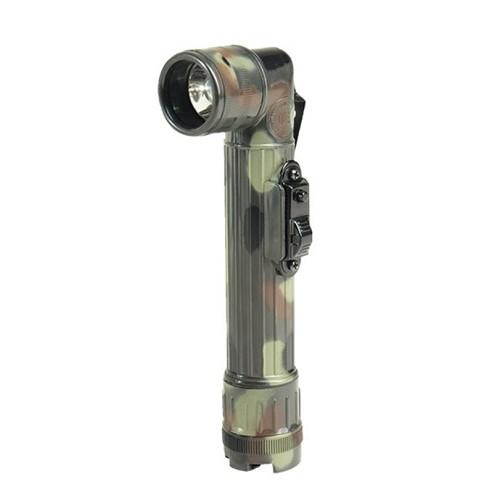 Фонарик светодиодный угловой US medium, флектарн, новый