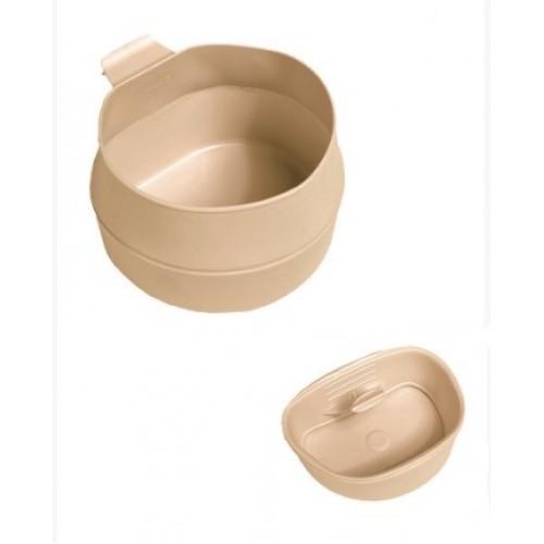 Кружка fold-a-cup® складная 200 мл, desert, новая