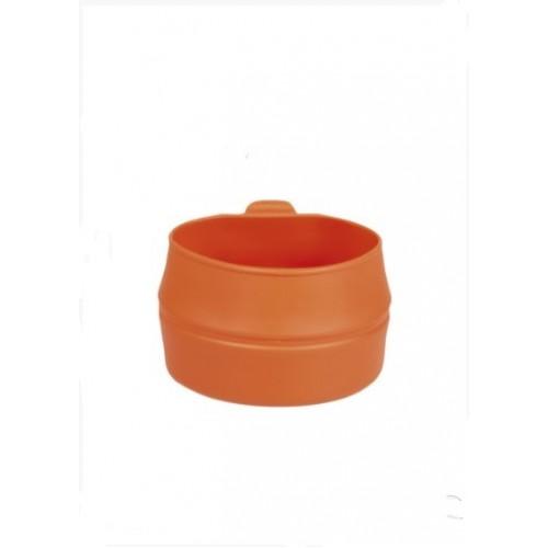 Кружка fold-a-cup® складная 600 мл, оранжевая, новая