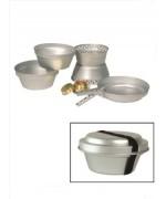 Набор походной посуды 7 предметов, новый