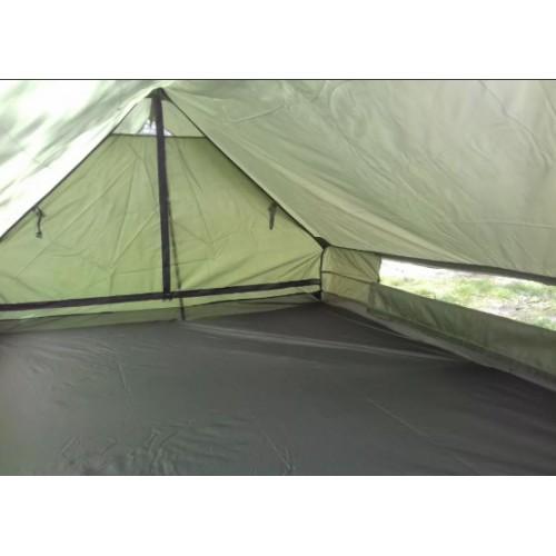 Палатка армии Франции, олива,новая