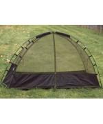 Палатка противомоскитная, олива, новая