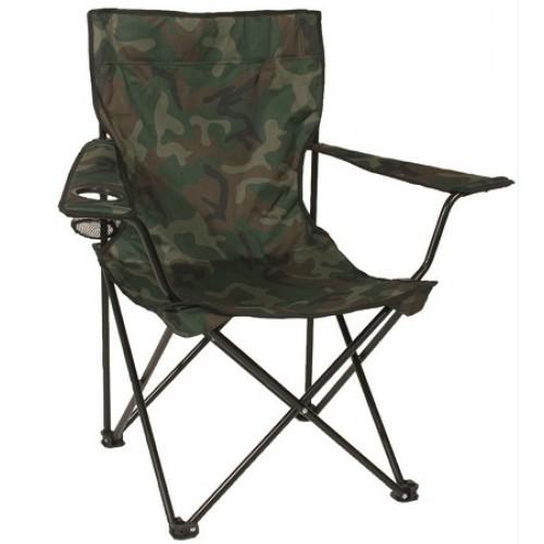 Складной стул, woodland, новый