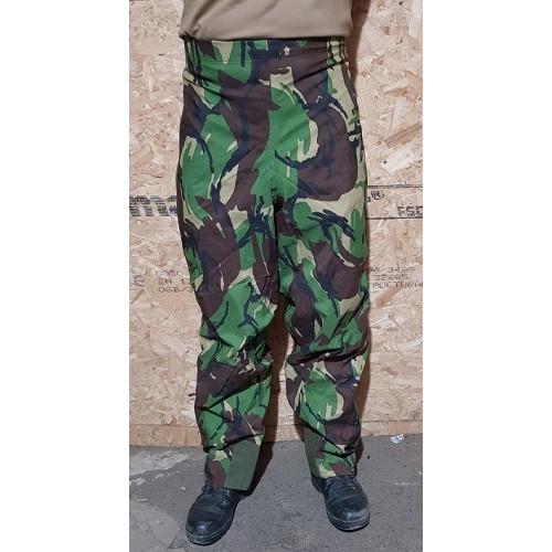 Уценка брюки мембранные Gore-Tex армии Голландии, DPM, б/у