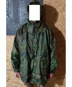 Куртка дождевик армии США, woodland, б/у