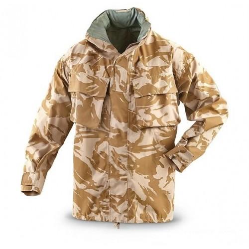 Куртка мембранная  армии Gore-Tex Великобритании, DDPM, новая