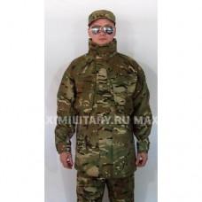 Куртка мембранная армии  Великобритании, Multi Terrain Pattern, б/у хорошее состояние