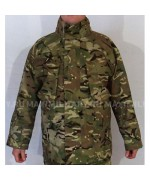 Куртка мембранная бензостойкая армии Великобритании, Multi-Terrain Pattern, б/у