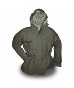 Куртка мембранная GORE-TEX нового образца армии Австрии, серая, б\у