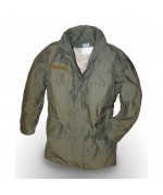 Куртка мембранная М-65 армии Австрии, олива, б/у