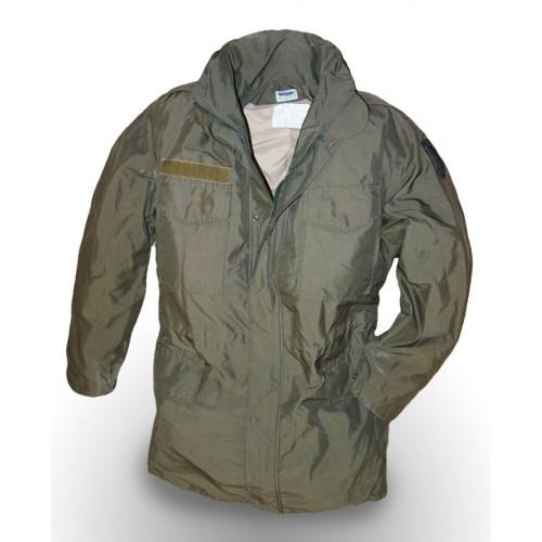 Куртка мембранная М-65 армии Австрии, олива, новая