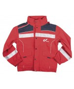 Куртка мембранная почтовой службы Бельгии BPOST, красная, новая