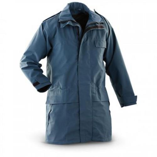 Куртка мембранная Gore-Texс подстёжкой ВВС армии Великобритании, синяя, новая