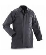 Куртка непромокаемая с подстёгом полиции Великобритании, чёрная, б/у