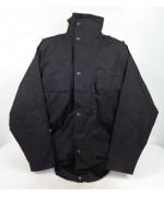 Куртка Waterproof полиции Великобритании, чёрная, б/у хорошее состояние