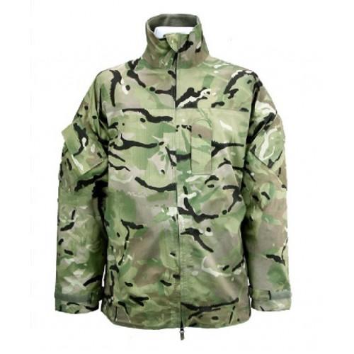 """Куртка мембранная Gore-Tex """"Lightweight Waterproof"""" армии Великобритании, MTP, как новая"""