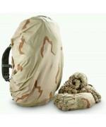 Непромокаемый чехол на рюкзак 60 литров армии Голландии, 3 color desert, б/у