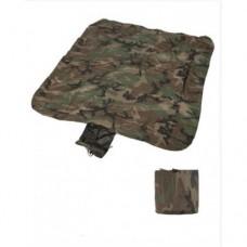 Непромокаемый чехол на рюкзак 120 литров армии Голландии, woodland, новый