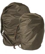 Непромокаемый чехол Rip-Stop на рюкзак 130 литров Бундесвера, олива, новый