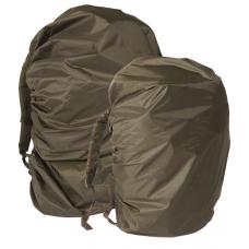 Непромокаемый чехол Rip-Stop на рюкзак 80 литров Бундесвера, олива, новый
