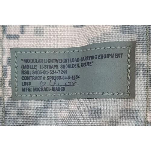 Плечевые лямки для рамы рюкзака армии США, at-digital, б/у