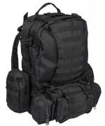 Рюкзак 36 л. Defence, чёрный, новый