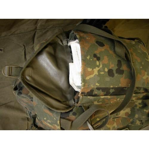 Рюкзак 65 литров Бундесвера, флектарн, б/у