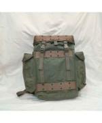 Рюкзак армии Голландии 35 литров, олива, б/у хорошее состояние