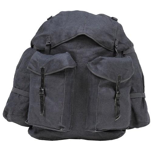 Рюкзак армии Италии, синий, б/у
