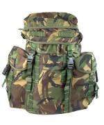 """Рюкзак Bergen """"Patrol"""" 30 литров c боковыми карманами армии Великобритании, DPM, б/у хорошее состояние"""