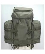 Рюкзак горный 70 литров, олива, новый