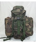 Рюкзак strike 60 литров армии Голландии, Woodland, б/у
