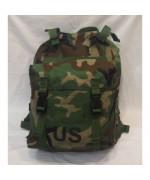 Рюкзак MOLLE II PACK PATROL армии США, woodland, как новый