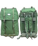 Рюкзак на раме LK-35 «HEGLOB» армии Швеции, олива, б/у 2 категория