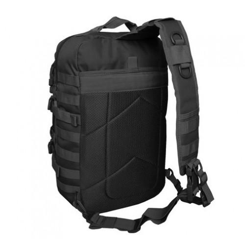 Рюкзак  однолямочный ONE STRAP ASSAULT PACK LG, чёрный, новый