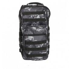 Рюкзак однолямочный ONE STRAP ASSAULT PACK LG, black digital, новый